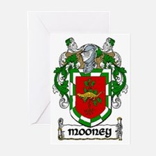 Mooney Coat of Arms Greeting Cards (Pk of 20)