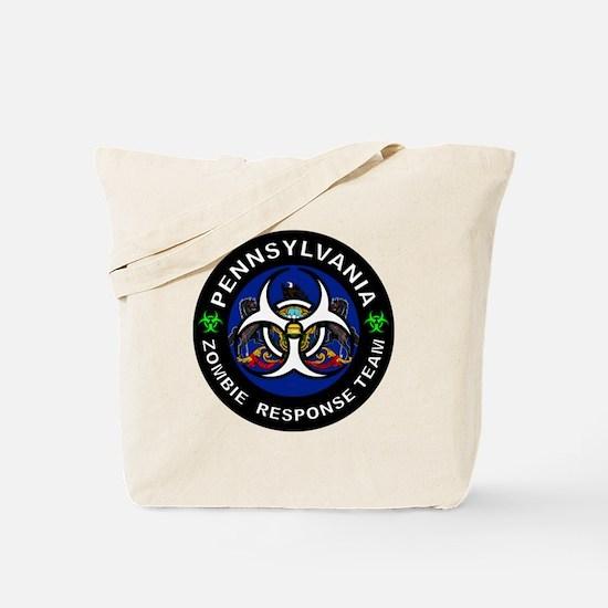 PA ZRT White Tote Bag