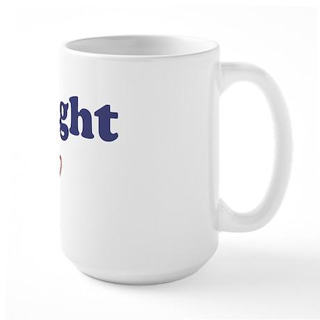 Mr. Always Right Large Mug