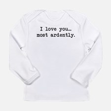 Mr t Long Sleeve Infant T-Shirt