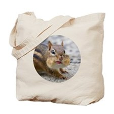 Cute Chipmunk lover Tote Bag