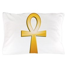 Ankh-Symbol Pillow Case