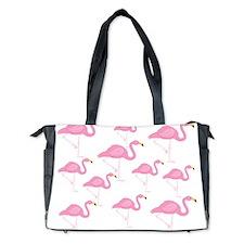Flamingo Diaper Bag