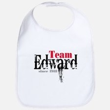 Cute Twilight team edward Bib