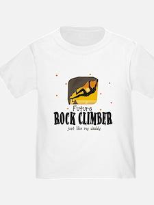 Funny Rock climber T