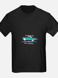 Ford Thunderbird Gone Surfing T