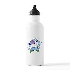 Unicorn Star Water Bottle
