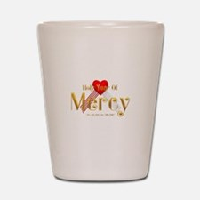 Holy Year of Mercy Shot Glass