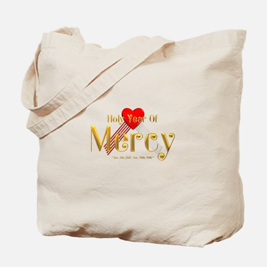 Holy Year of Mercy Tote Bag