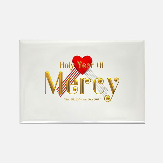 Holy Year of Mercy Rectangle Magnet
