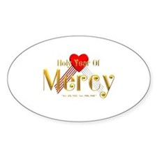Holy Year of Mercy Decal