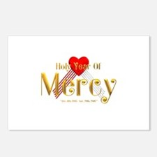 Holy Year of Mercy Postcards (Package of 8)