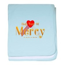 Holy Year of Mercy baby blanket