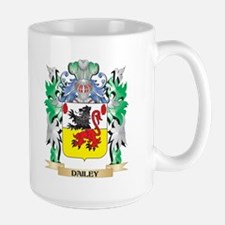 Dailey Coat of Arms (Family Crest) Mugs