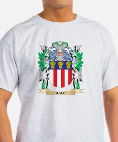 Dale Coat of Arms (Family Crest) T-Shirt