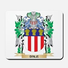 Dale Coat of Arms (Family Crest) Mousepad