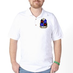 French-Canadian Shield Golf Shirt