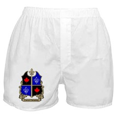 French-Canadian Shield Boxer Shorts