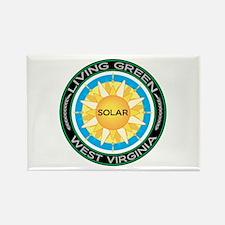 Living Green West Virginia Solar Energy Rectangle