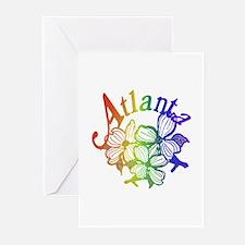 Atlanta 2 - Greeting Cards (Pk of 10)