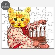Cat Candles Puzzle