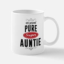 100 percent pure super auntie Mugs