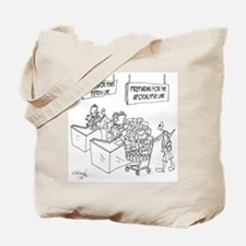Apocalypse Cartoon 9306 Tote Bag