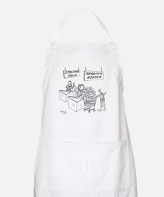 Apocalypse Cartoon 9306 Apron