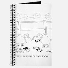 Goat Cartoon 9307 Journal
