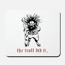 Troll Mousepad