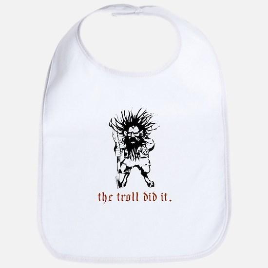 Troll Bib