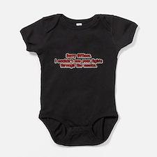 Funny Performance Baby Bodysuit
