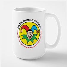 Funspot Jester Large Mug