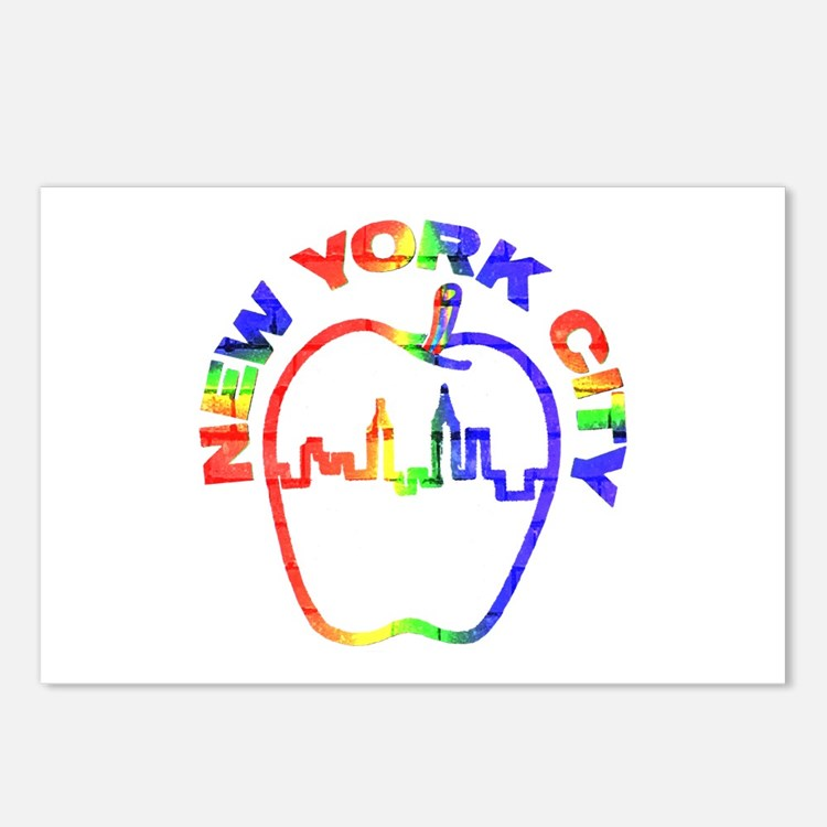 New York City 2 - Postcards (Package of 8)