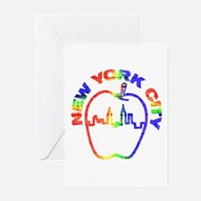 New York City 2 - Greeting Cards (Pk of 10)