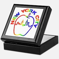 New York City 2 - Keepsake Box