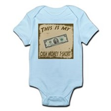 My Cash Money T-Shirt Onesie