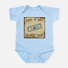 My Cash Money T-Shirt Onesie
