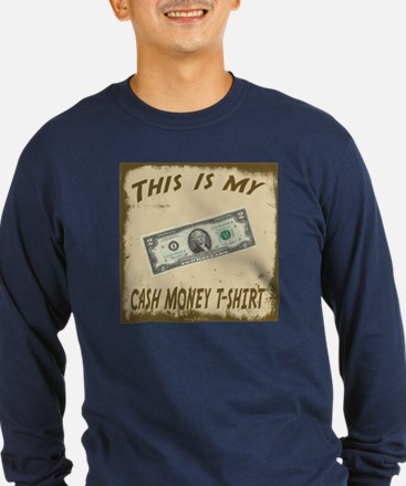 My Cash Money T-Shirt T