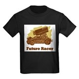Sprint car Kids T-shirts (Dark)