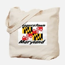 Hagerstown Maryland Tote Bag