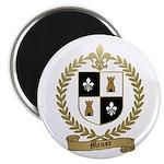 MEUSE Family Crest Magnet