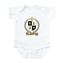 MEUSE Family Crest Infant Bodysuit