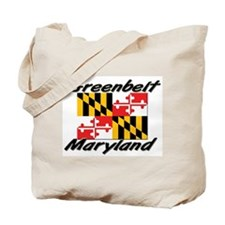 Greenbelt Maryland Tote Bag