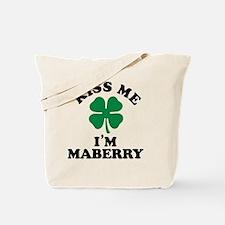Unique Maberry Tote Bag
