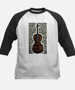 Cello Design 1 Kids Baseball Jersey