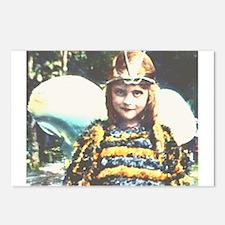 Bee Cute Postcards (Package of 8)