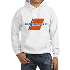 USCG-My Other Ride is a 65-Pendant Hoodie