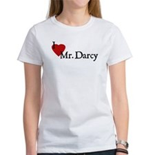 I Heart Mr. Darcy Tee