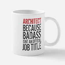 Badass Architect Mugs